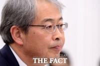 [TF포토] 임종룡 금융위원장, '한미약품 늑장 공시 지적…공매도 공시 개정안 마련'