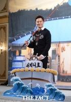 [TF사진관] tvN 공무원(?) 이서진, '서지니호 출발합니다~'
