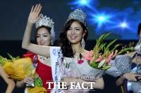 [TF포토] 김하은, '2016 최고 미녀의 환한 미소'
