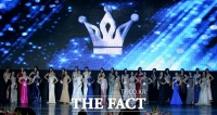 [TF포토] 패션쇼만큼 다양한 볼거리…'2016 미스 월드·유니버스 코리아'