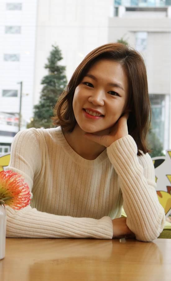 배우 한예리는 영화 춘몽에서 세 남자와 한 여성에게 사랑을 받는 예리로 분했다. /사람엔터테인먼트 제공