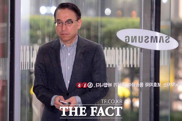 홍원표 삼성 SDS 사장