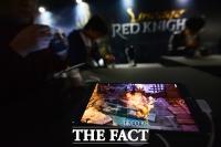 [TF사진관] 베일 벗은 리니지 레드나이츠, 12월 8일 12개국 동시 출시
