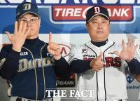 [TF화보] '두산의 2연패' vs 'NC의 설욕전'