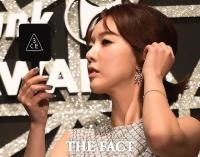 [TF포토] '거울공주' 정지원 아나, 너 왜이리 예쁜거니?
