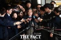 [TF포토] 조원동 전 청와대 경제수석 검찰 출석,