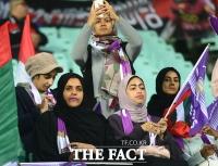 [TF포토] 전주성 찾은 중동의 미녀들