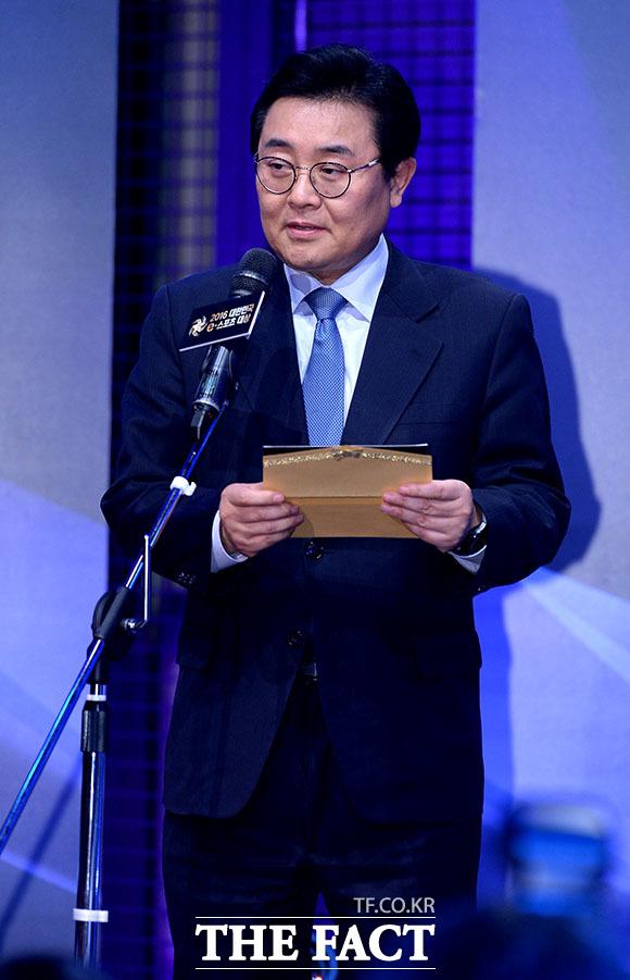 전병헌 e스포츠협회장
