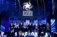 [TF포토] '최고의 ★들을 뽑아라'…2016 대한민국 e스포츠 대상