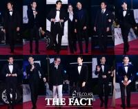 [TF사진관] '맨 인 블랙' 배우들의 블랙 턱시도!