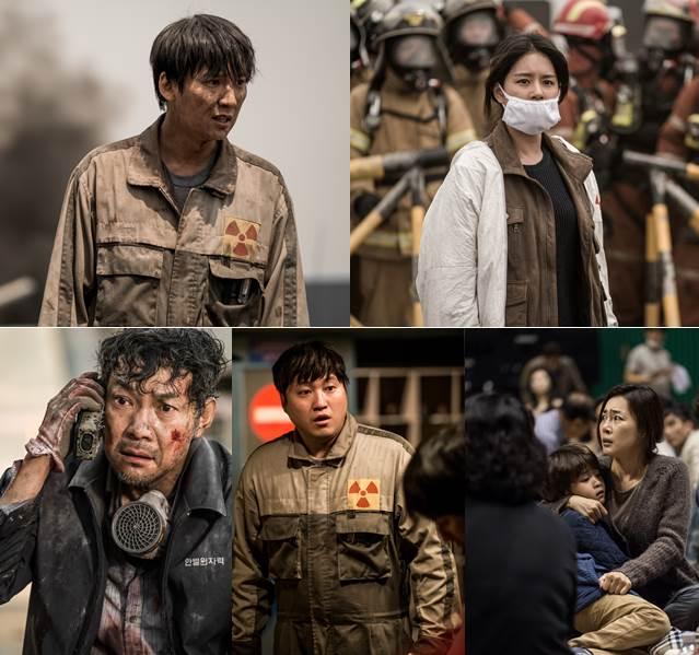 올 하반기 기대작 영화 '판도라'의 박정우 감독이 최순실 게이트가 가장 강력한 경쟁작이라고 밝혔다. /영화 '판도라' 스틸