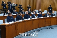 [TF포토] 최순실 게이트, '증인' 없는 반쪽 2차 청문회