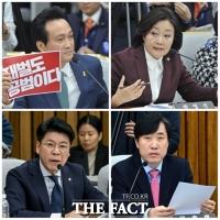 청문회 스타, 안민석 vs 박영선 vs 장제원 vs 하태경…국민의 선택은?