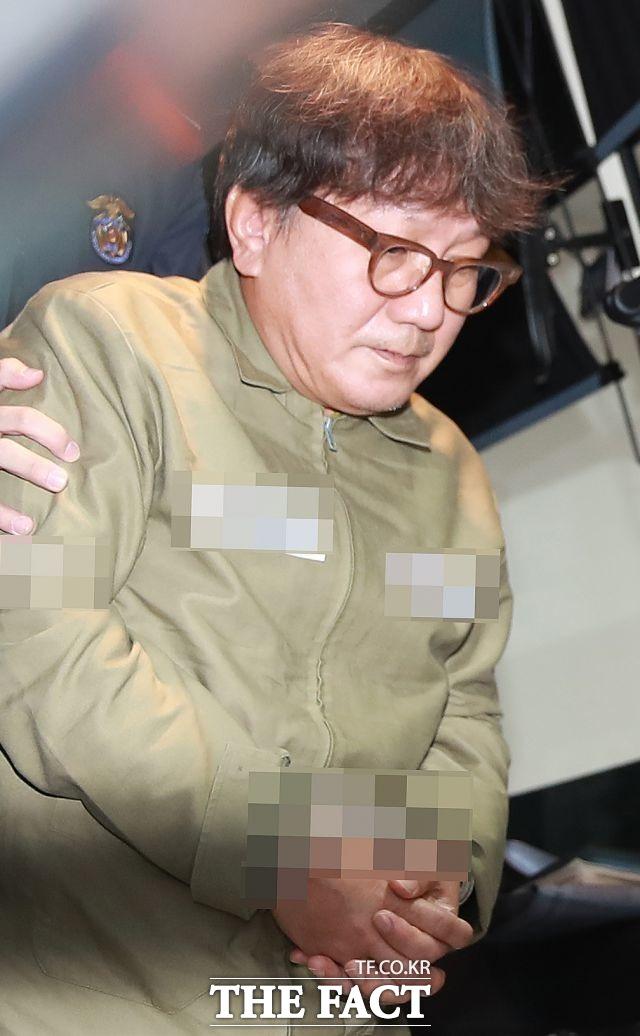11월 10일 송성각 전 한국콘텐츠진흥원장 구속.
