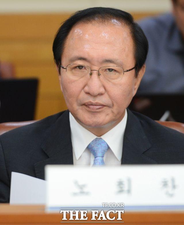 10월 21일 정의당 노회찬 원내대표는 국회 운영위원회 전체회의에서 대통령이 법을 어긴 정도가 현저하면 탄핵소추도 할 수 있다고 발언했다. 그러나 노 원내대표의 탄핵 발언은 그리 주목을 받지 못했다.