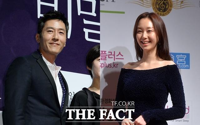 김주혁♥이유영. 배우 김주혁-이유영 커플은 13일 열애 사실을 인정했다. /더팩트 DB