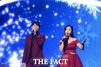 [TF포토] 아프리카TV BJ 대상, BJ 양경민-주영스트의 환상 무대