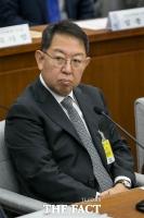 [TF포토] 청문회 참석한 이석수 전 특별감찰관