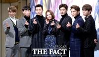 [TF포토] '꽃미남들의 총출동!'…드라마 '화랑' 제작발표회