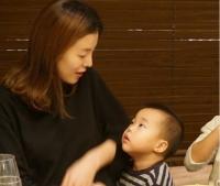 김성은, '둘째 임신' 6년 만의 결실…'괌 태교여행'