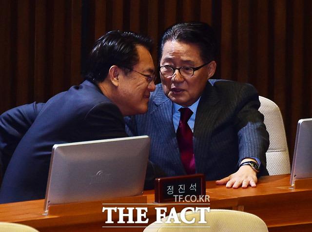 정진석, 정치9단 선배님 조언 좀 해주세요!