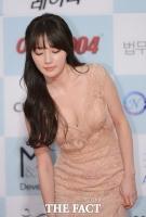 [TF포토] 송하윤, '감출수 없는 볼륨감'