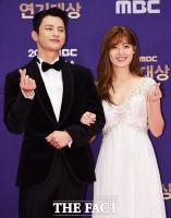 [TF포토] 서인국-남지현, 보고 또 봐도 보고싶은 '환상의 커플'