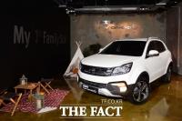 [TF포토] SUV의 새로운 강자!…5세대 코란도 C