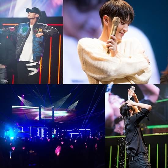 배우 이준기가 서울, 일본으로 이어진 아시아 투어의 열기를 대만으로 가져간다.  이준기는 아시아 투어로 누적 관객 1만명을 넘게 모집했다. /나무엑터스 제공