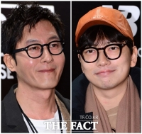 [TF사진관] '사랑꾼' 김주혁-이동휘, '사랑을 아는 남자의 눈빛!'