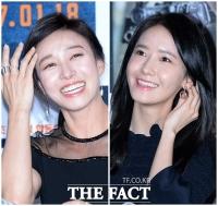 [TF포토] 장영남-임윤아, 미소가 아름다운 두 여인