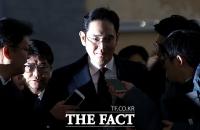[TF현장] 이재용 부회장 '특검 출석' 취재진·삼성·시민단체 '일촉즉발'(영상)