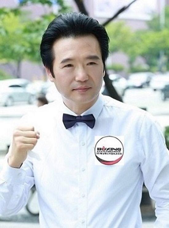 배우 조성규가 프로복싱 서바이벌 심판위원으로 나선다. /조성규 홈페이지