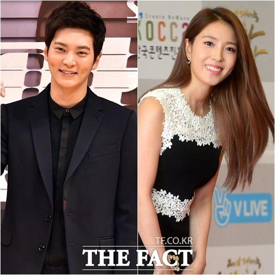 배우 주원(왼쪽)과 가수 보아가 열애를 인정했다. /더팩트DB, 남윤호 기자