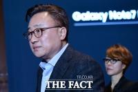 [TF포토] 고동진 사장