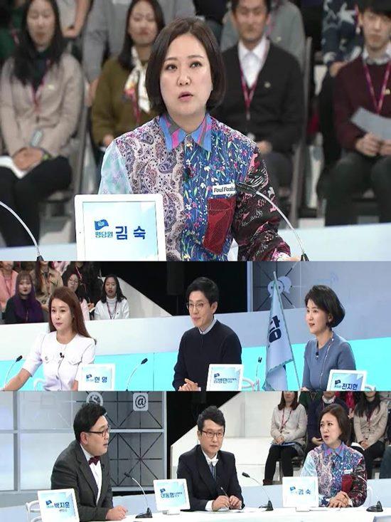 곽승준의 쿨까당 200회 녹화 스틸. 케이블 채널 tvN 곽승준의 쿨까당은 매주 수요일 오후 7시 40분 방송된다. /tvN 제공
