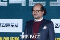 [TF포토] 김상호, '악역 이미지 뒤에 숨겨진 귀여운 미소'