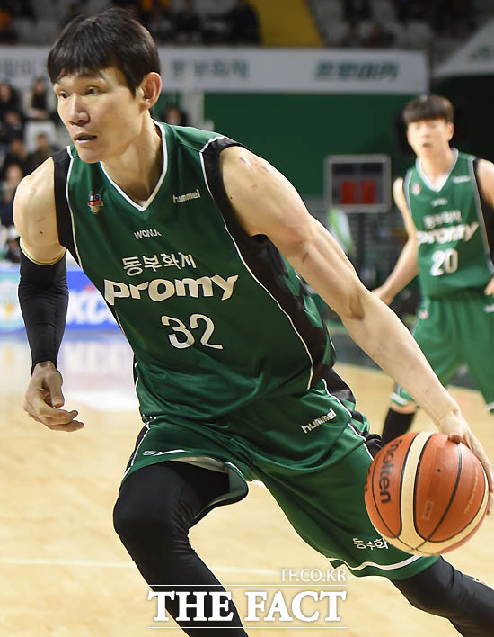 원주동부 김주성