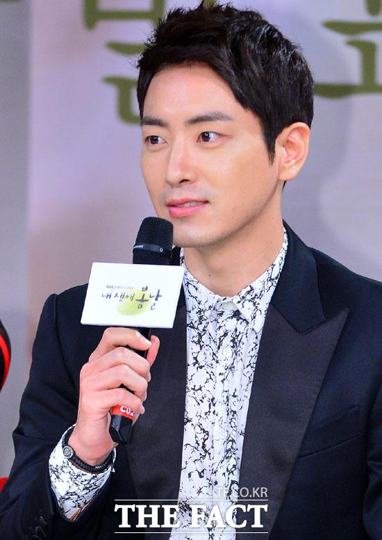 배우 이준혁이 소방관들을 위해 출연료 전액을 기부 했다. /더팩트 DB