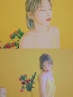 태연, 첫 정규앨범 28일 발매 '봄의 여신으로 변신'