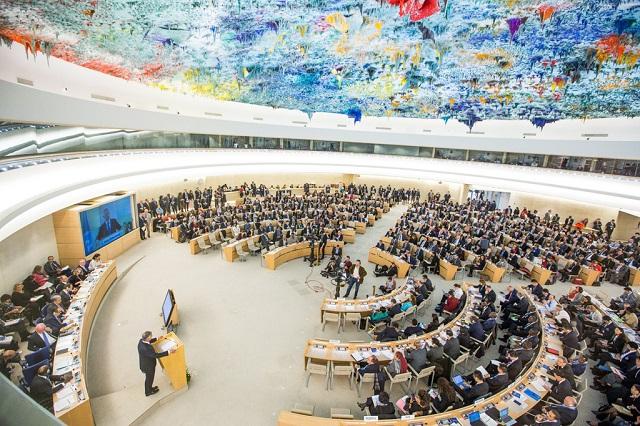유엔인권이사회(UNHRC)는 유엔 총회 보조 기관의 하나로, 유엔 가입국의 인권침해를 해결하기 위해 만든 상설위원회이다. 유엔인권이사회 청원 신청은 개인의 인권침해에 대해 국제기구인 유엔에서 조사, 구제해주는 제도다. /사진=UN