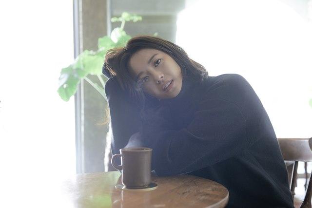 화랑 주연배우 고아라. 배우 고아라는 지난달 22일 서울 강남구 선릉로 한 카페에서 더팩트와 인터뷰를 했다. /아티스트컴퍼니 제공