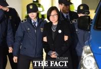 '특검팀 도우미' 장시호, '아이스크림 일화'를 아시나요