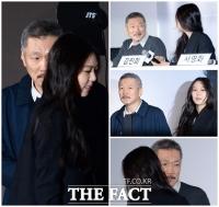 [TF사진관] 홍상수-김민희 '열애' 인정, '불타는 연상연하 커플'