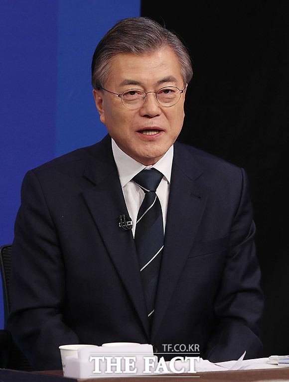 더불어민주당 대선 예비후보 문재인 전 대표