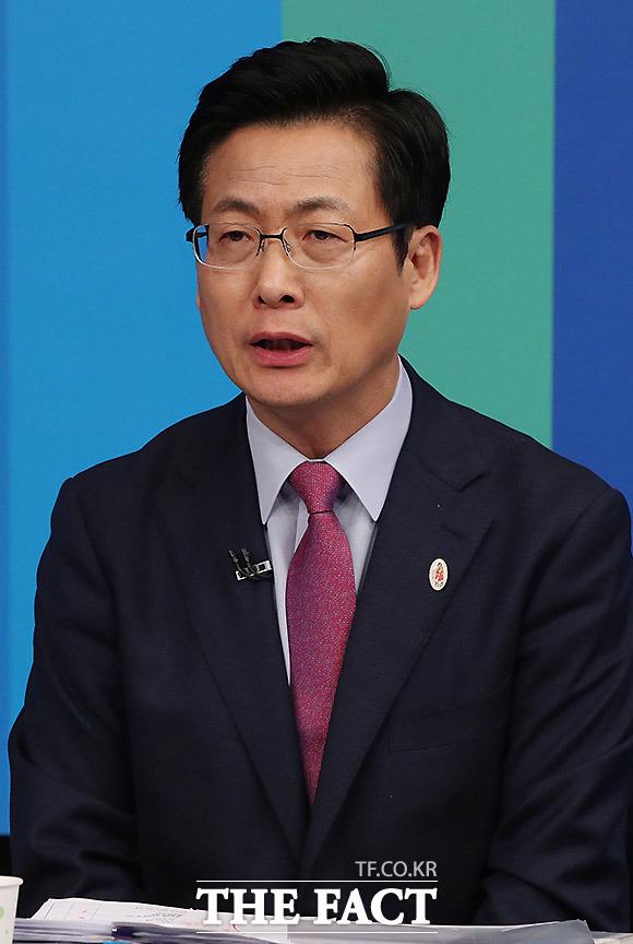 더불어민주당 대선 예비후보 최성 고양시장