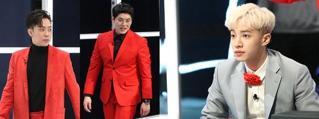 '공조7' 은지원-권혁수-이기광. 은지원 권혁수 이기광(왼쪽부터)은 '공조7'에서 신세대 역할을 펼칠 것으로 보인다. /tvN 제공