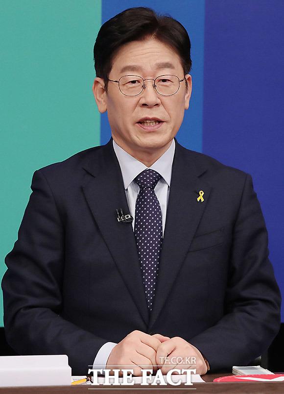 더불어민주당 대선 예비후보 이재명 성남시장