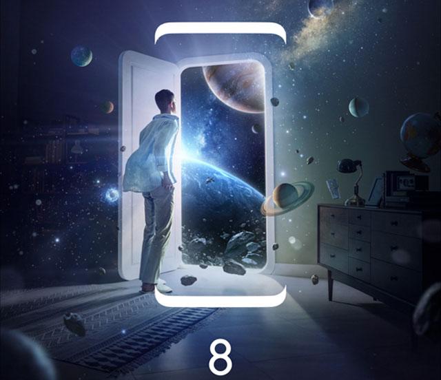 삼성전자는 최근 불칸 기술을 적용한 차세대 최고급 스마트폰인 '갤럭시S8'의 새로운 광고를 시작했다. 이 회사는 한국시간으로 오는 30일 '갤럭시S8'을 공개하는 언팩 행사를 미국 뉴욕에서 개최한다. /삼성전자 제공