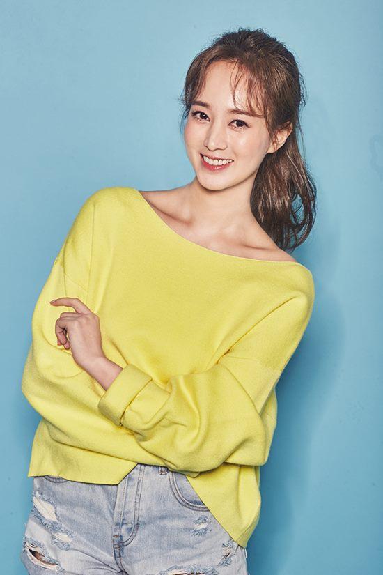 배우 김하린이 SBS 새 일일드라마 맛 좀 보실래요에서 이진주 역을 연기한다. /열음엔터테인먼트 제공